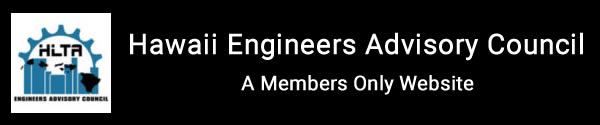 Hawaii Engineers Advisory Council